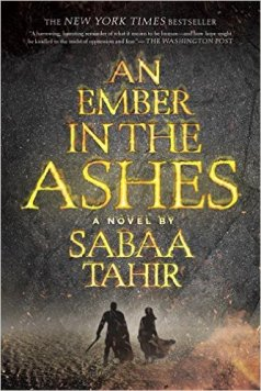 alt=book cover for An Ember in the Ashes.