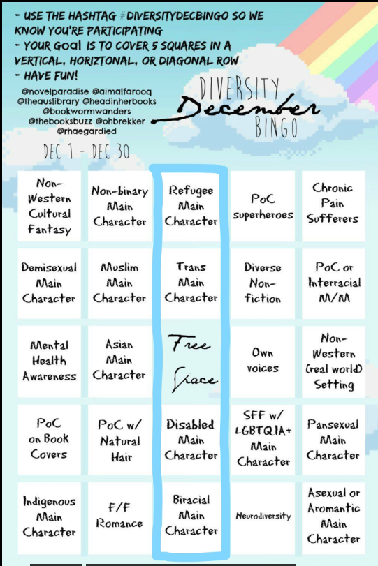 alt='A bingo board with different diverse identities listed'